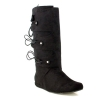 Thomas Black Adult Boots